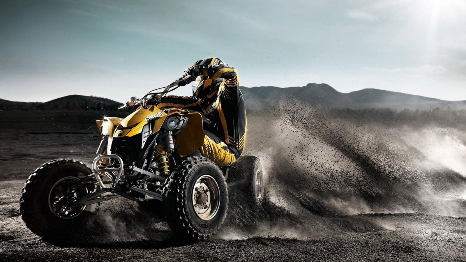 Cool ATV Wallpapers - WallpaperSafari