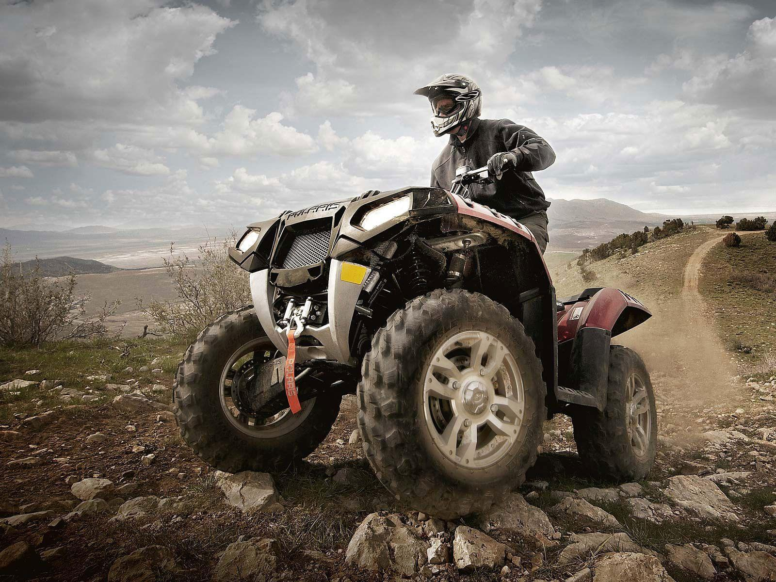 ATV Wallpapers - WallpaperSafari