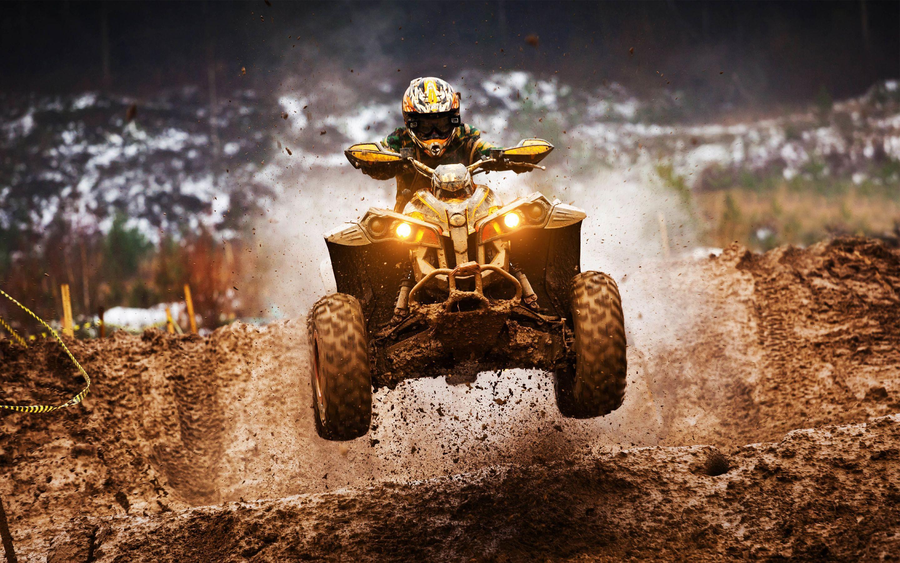 ATV Motocross Quadrocycle Wallpapers | HD Wallpapers
