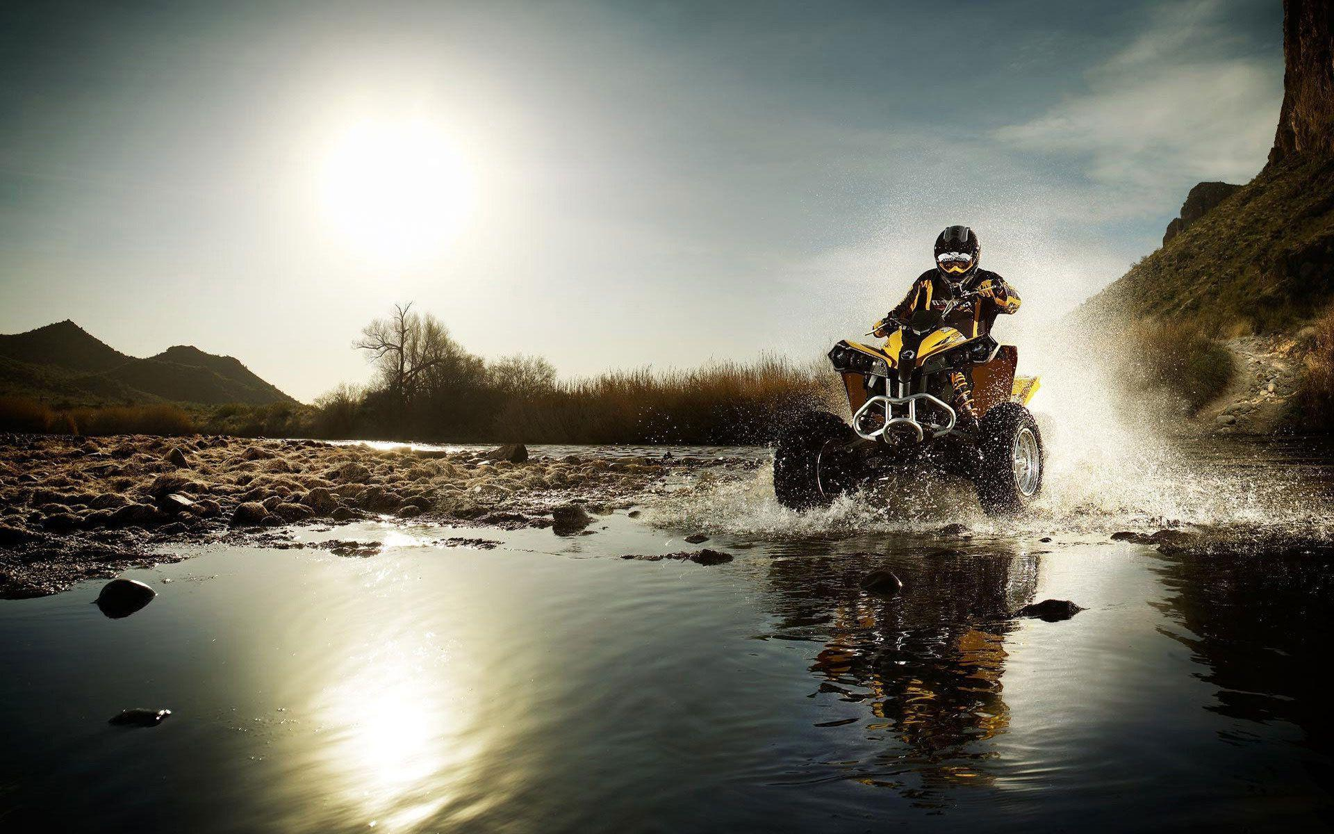 ATV Wallpaper HD #6845785