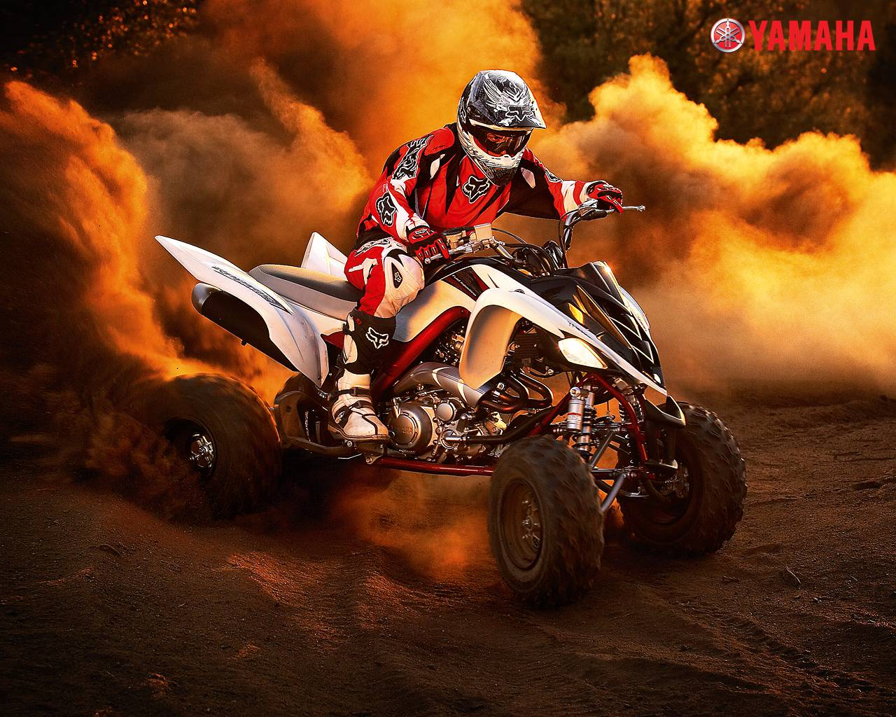 Yamaha Atv Wallpapers Group (76+)