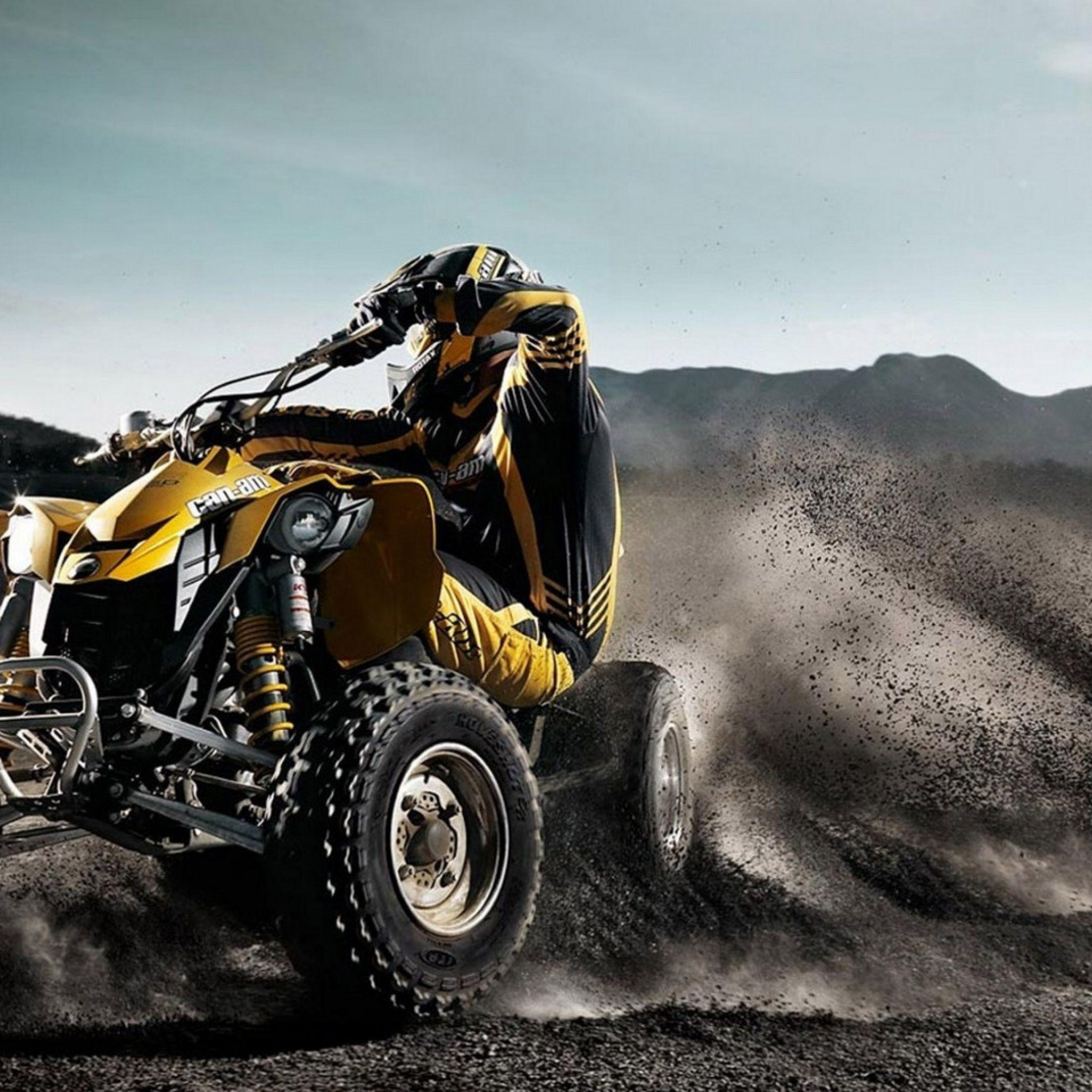 Atv iPad 3,4 & Air Wallpaper | ID: 28202