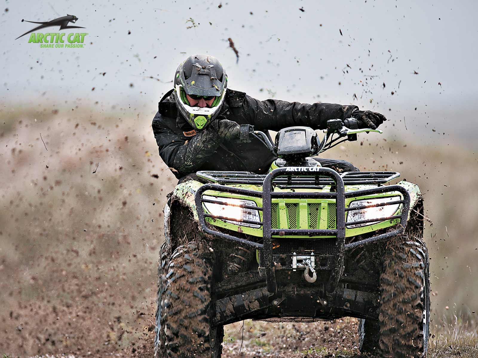 PUBLICISTER - ARCTIC CAT ATV and QUAD wallpapers