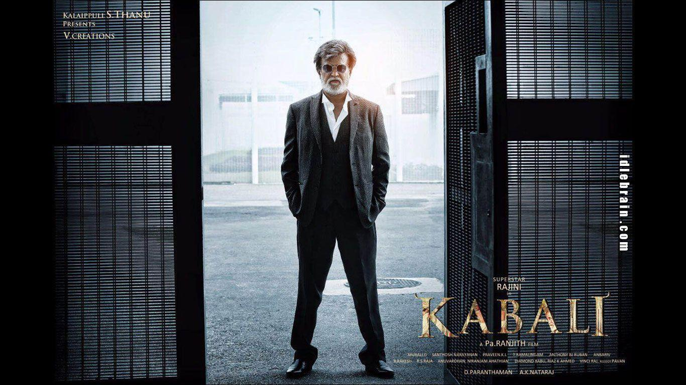 Kabali wallpapers - Telugu cinema posters - Rajinikanth