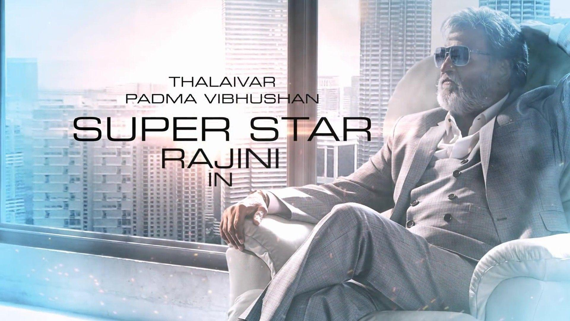 Rajinikanth In Kabali Wallpaper 00947 - Baltana