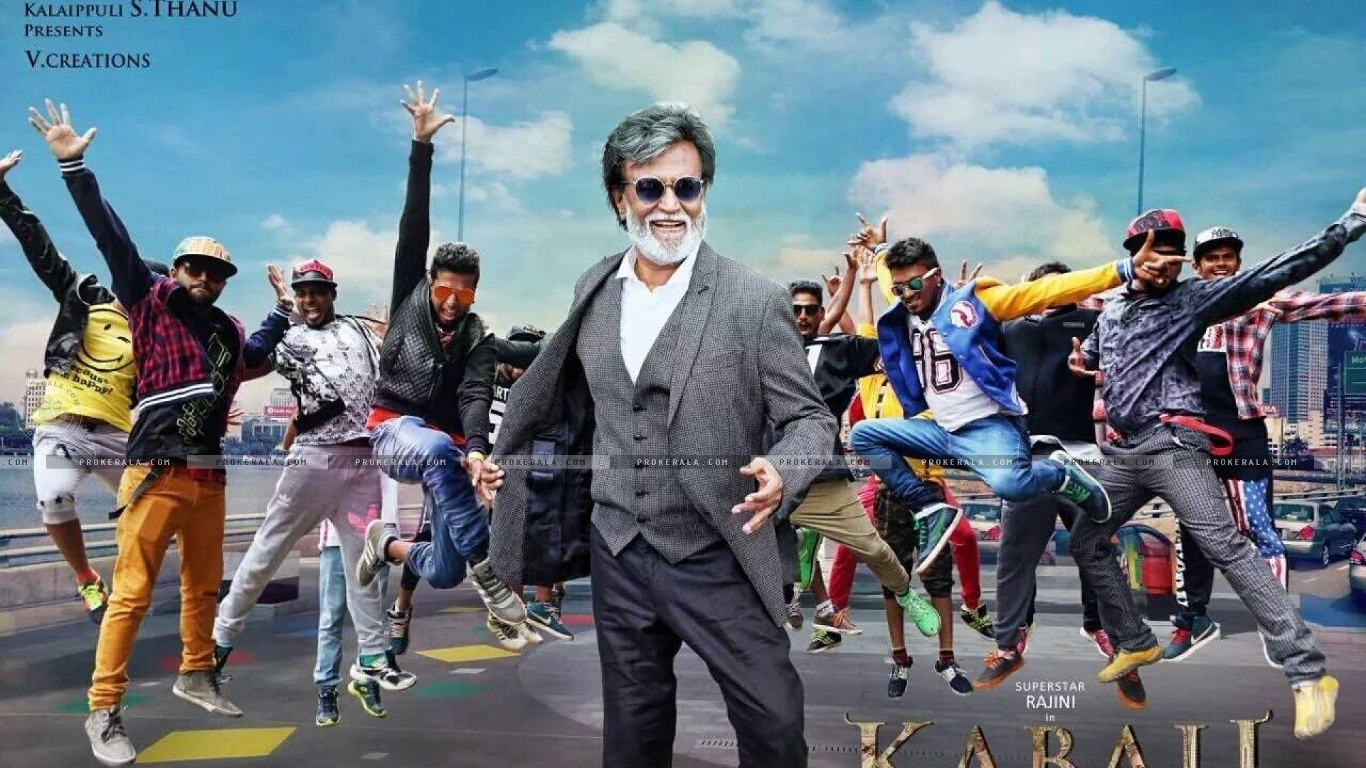 Kabali HD Poster Still # 1