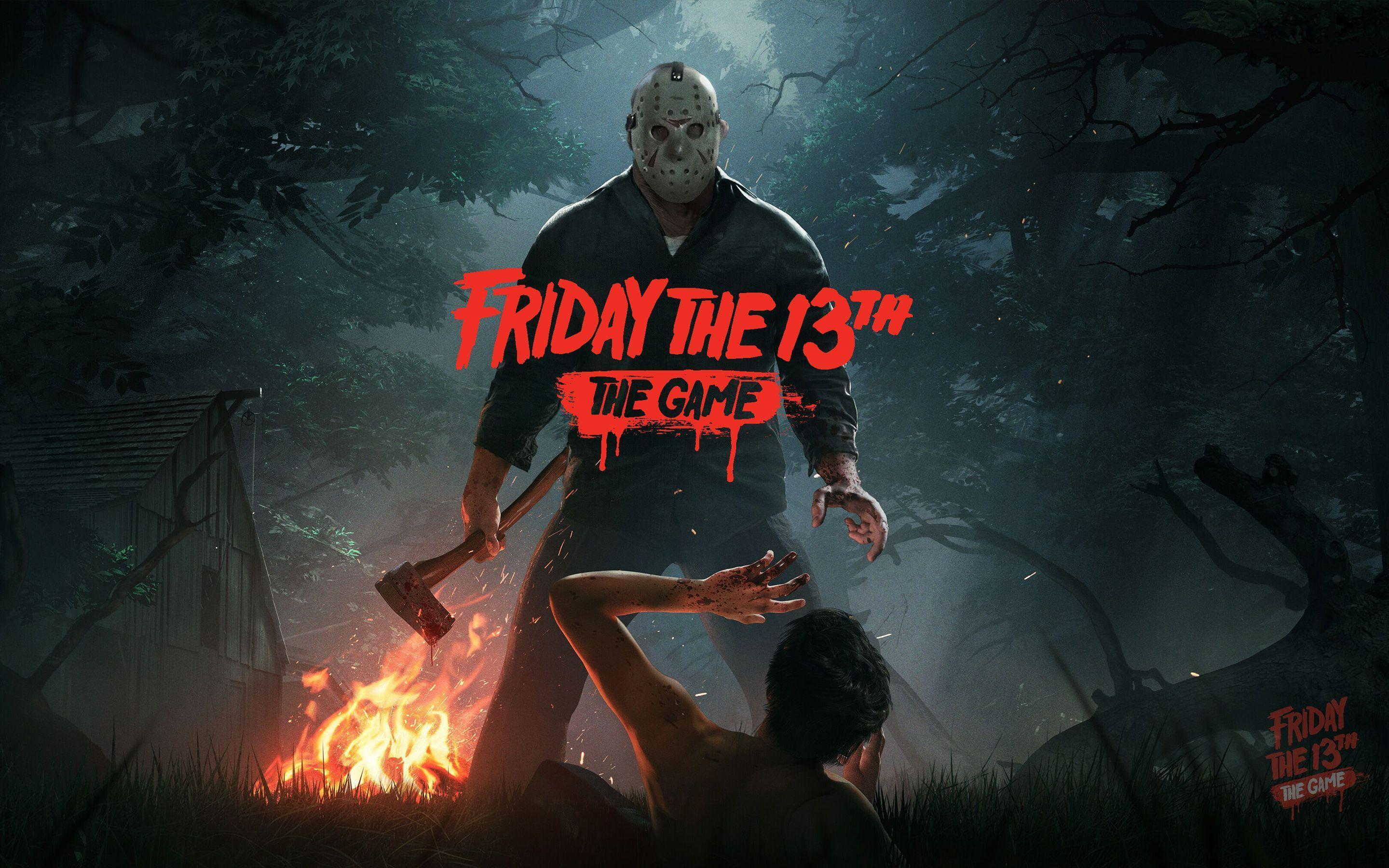 Friday The 13th The Game Wallpapers