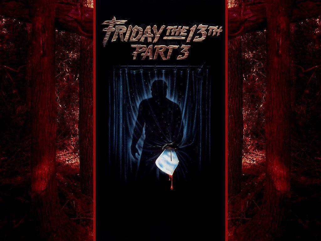 My Free Wallpapers - Movies Wallpaper : Friday the 13th - Part III
