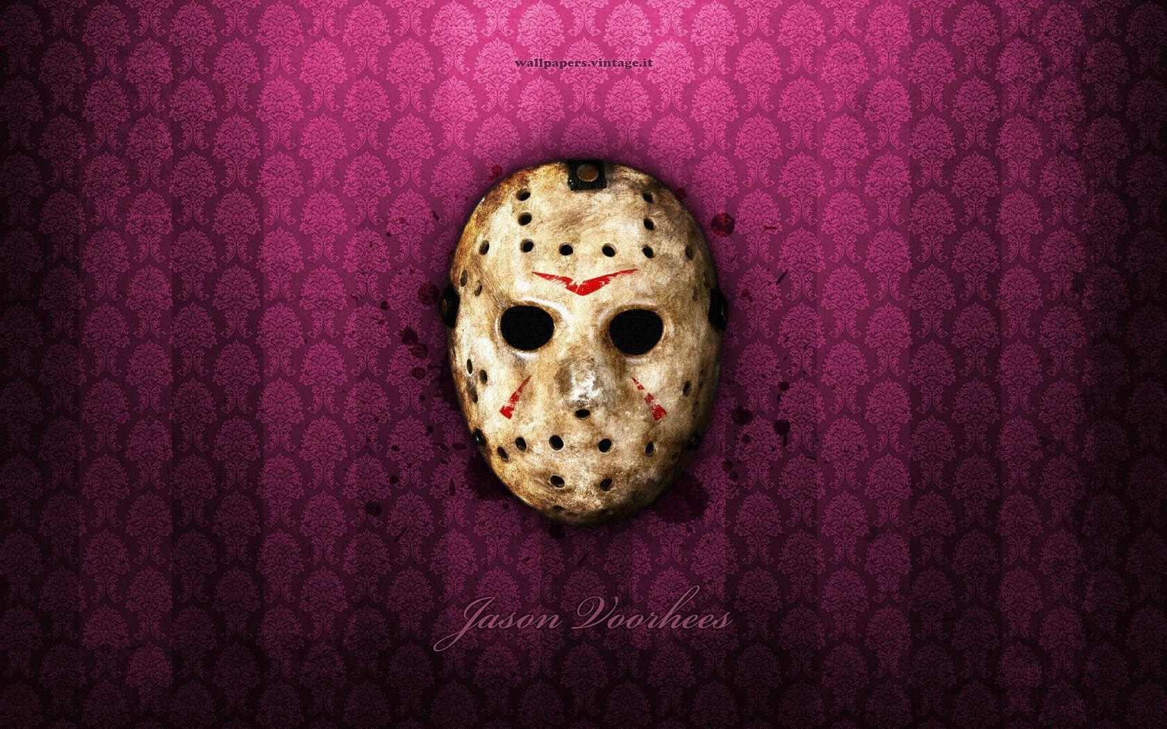 Friday the 13th vintage wallpaper - Free Desktop HD iPad iPhone ...