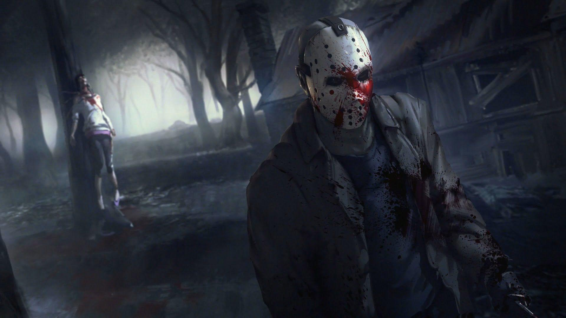 Free Friday the 13th Wallpaper in 1920x1080