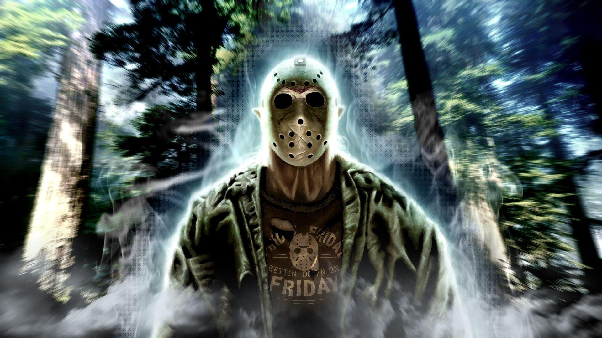 Friday the 13th wallpaper. by Royartandstuff on DeviantArt