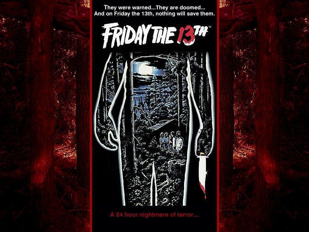 My Free Wallpapers - Movies Wallpaper : Friday the 13th