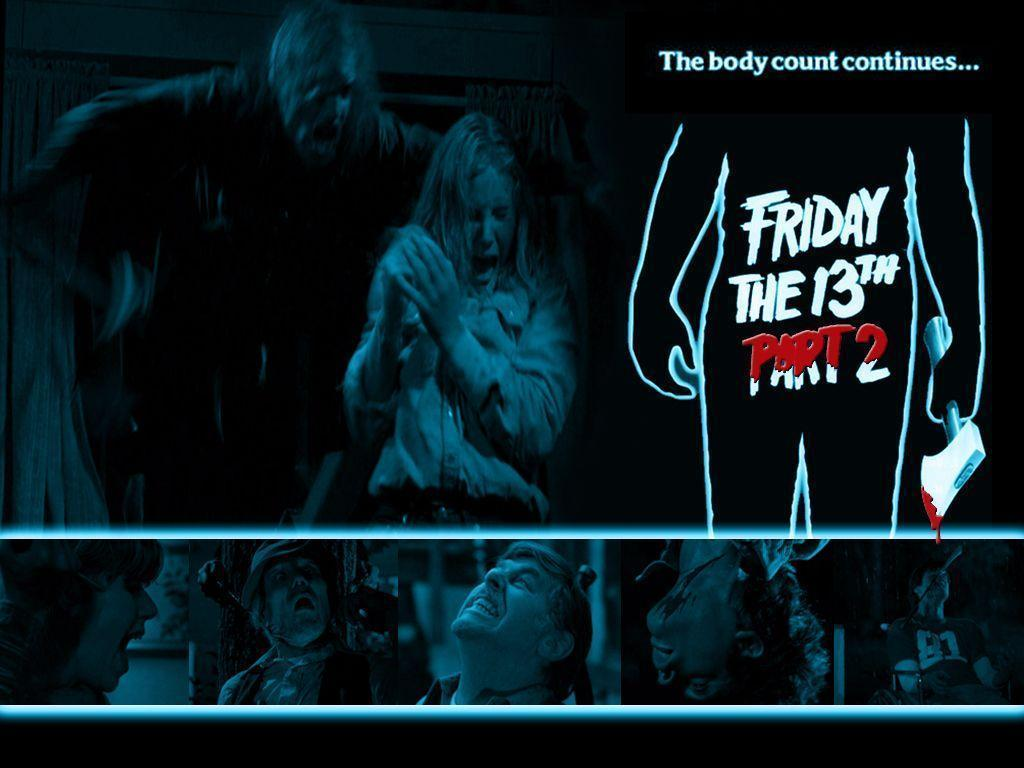 80s Horror image Friday the 13th Part 2 HD wallpapers and
