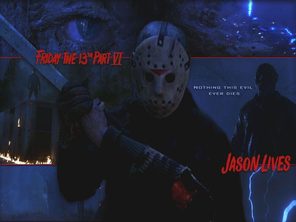 Friday The 13th Part VI: Jason Lives: Wallpapers