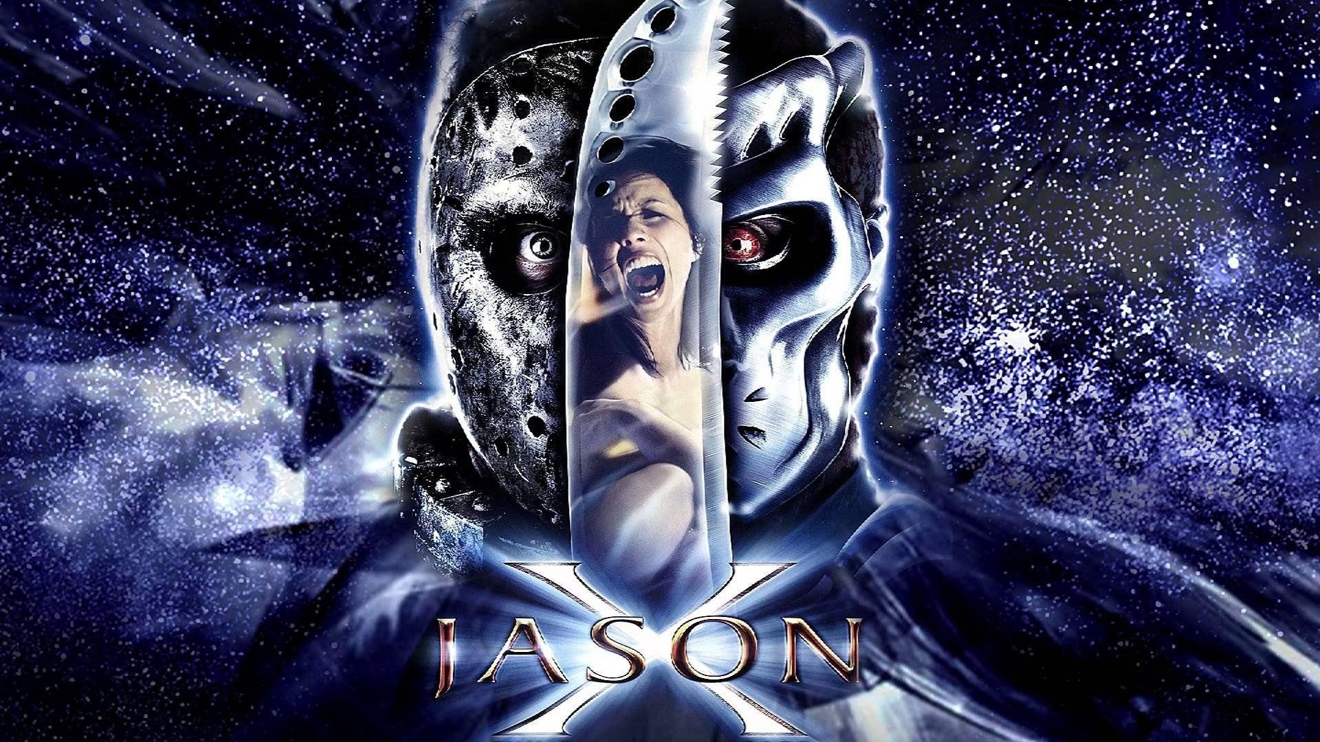 FRIDAY 13TH dark horror violence killer jason thriller ...
