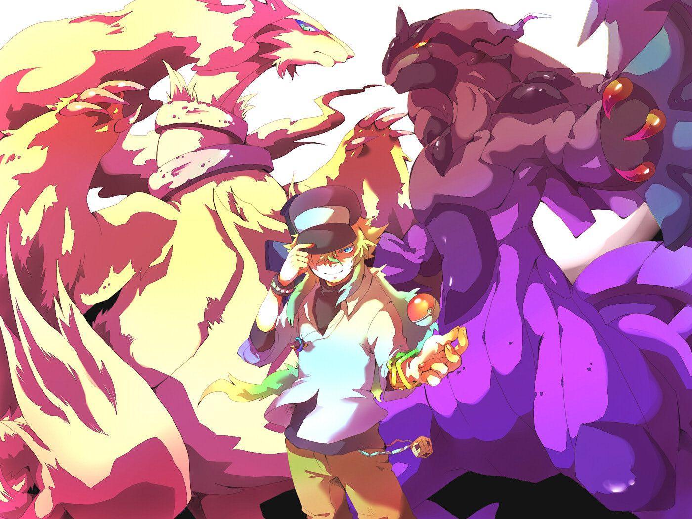 18 Reshiram (Pokémon) HD Wallpapers | Backgrounds - Wallpaper Abyss