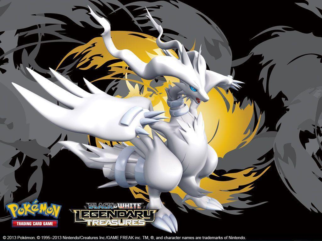 Pokemon Cards Black And White Legendary - More information