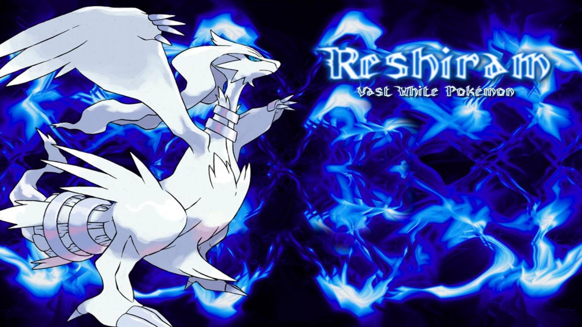 Pokemon GO Reshiram