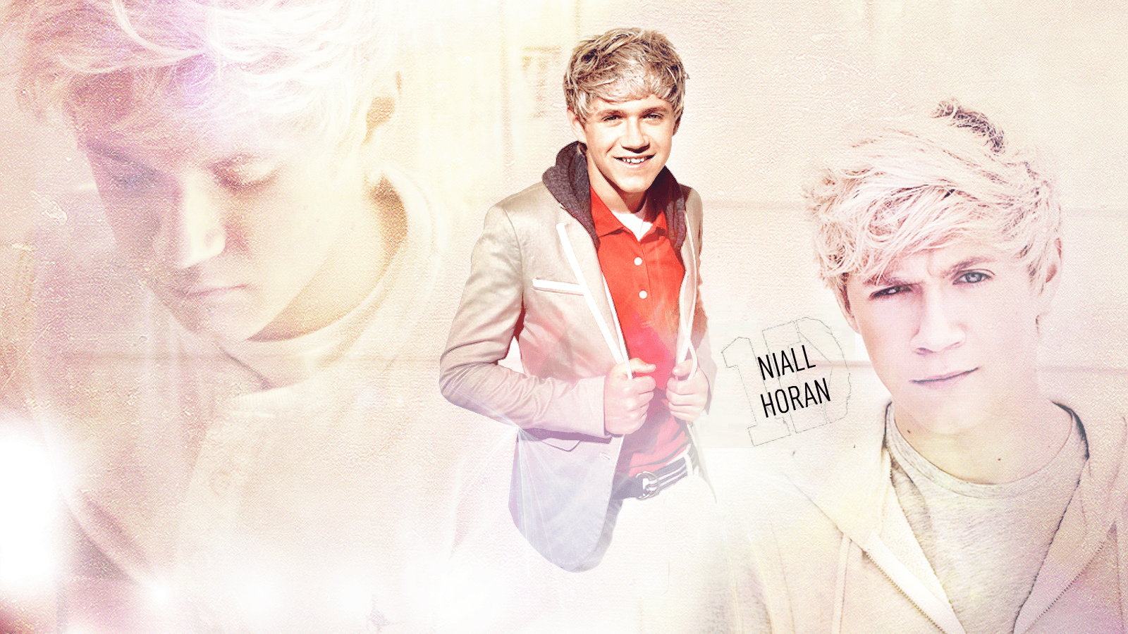 DeviantArt: More Like Niall Horan Wallpaper by JumpyJen