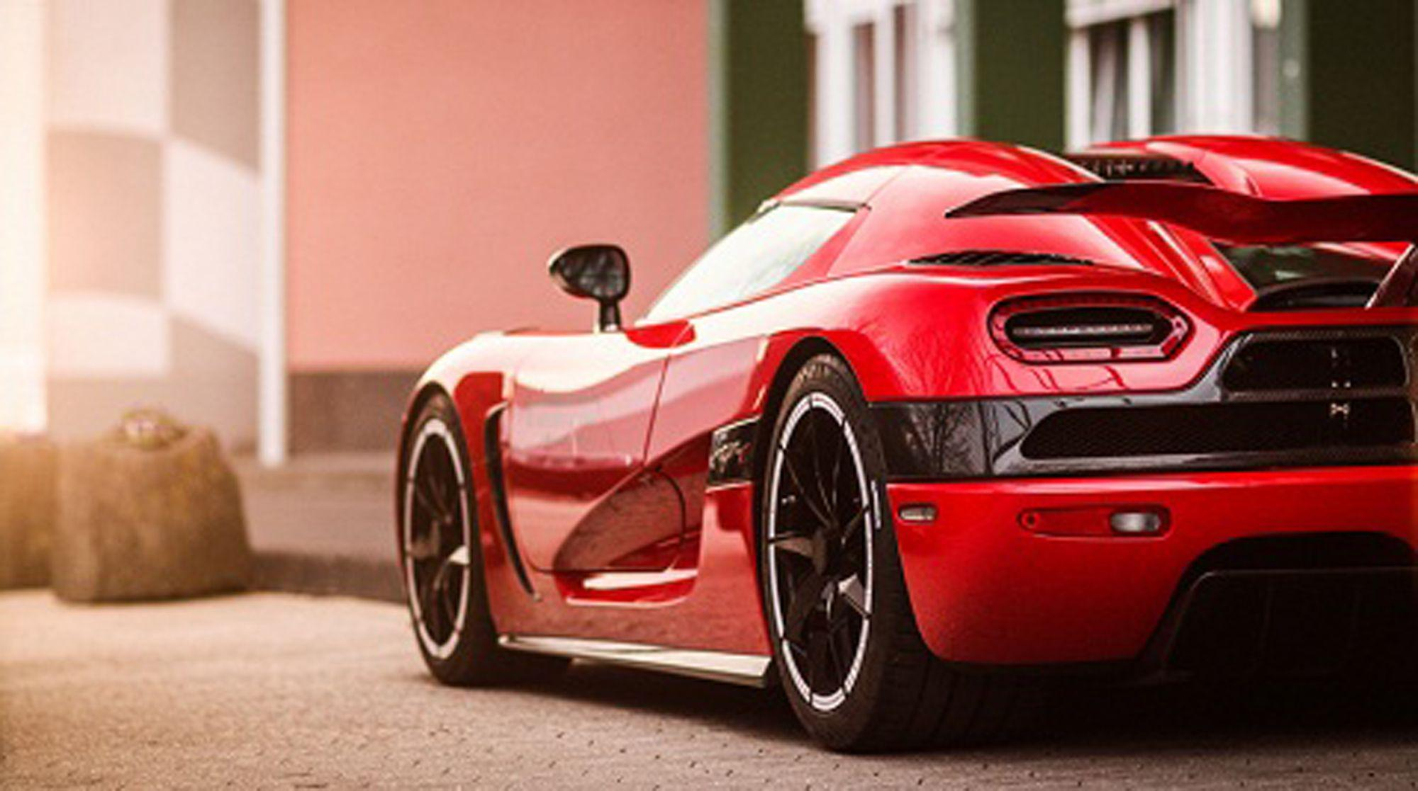 Wallpaper's Collection: «Koenigsegg Agera R Wallpapers»