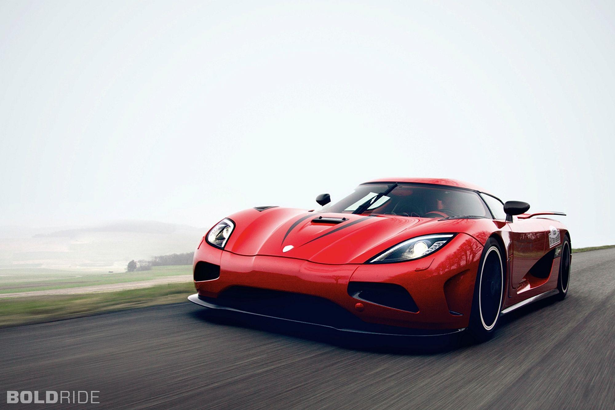 Koenigsegg Agera R Red Wallpaper - wallpaper.