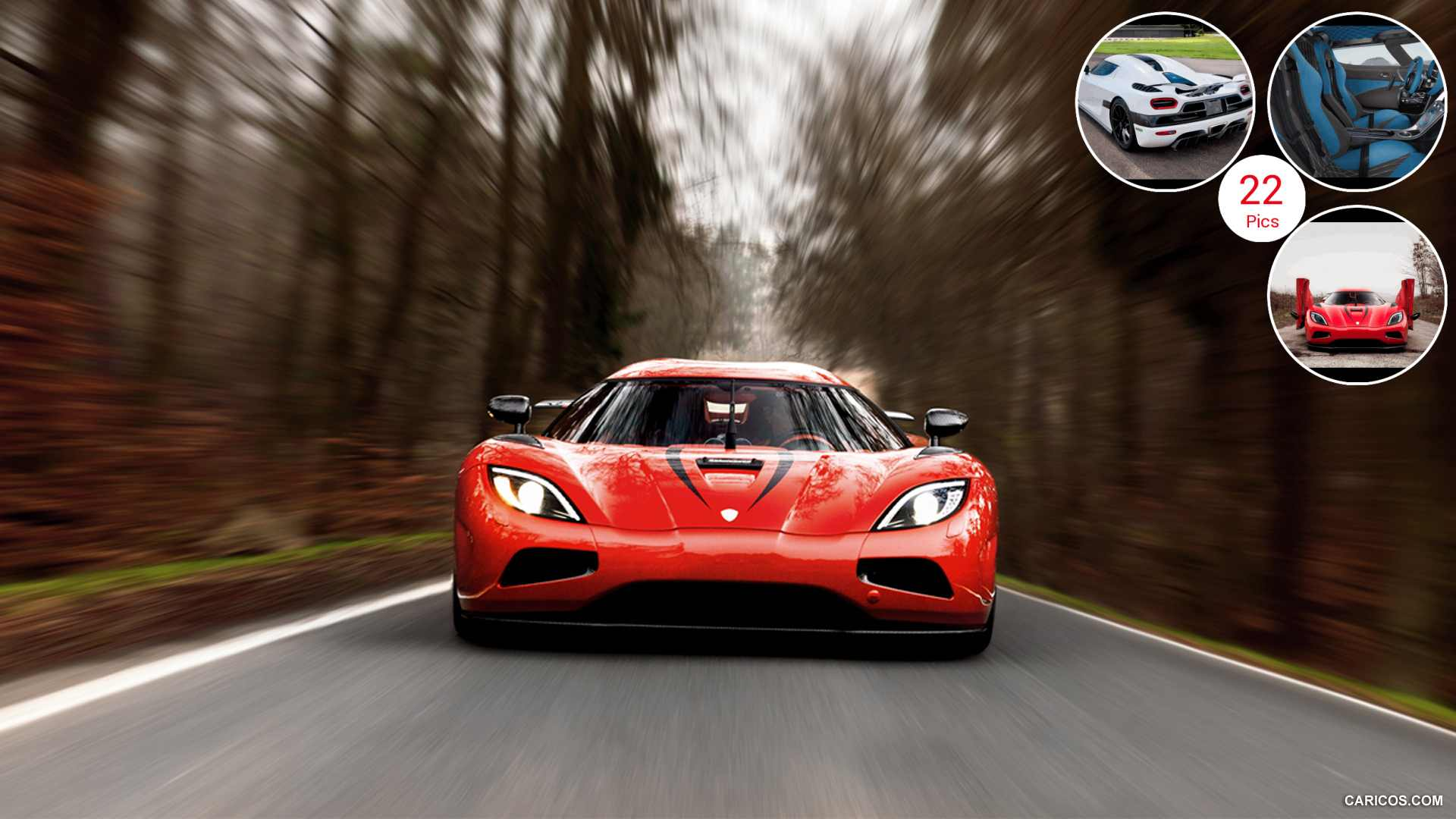 2013 Koenigsegg Agera R - Front | HD Wallpaper #12
