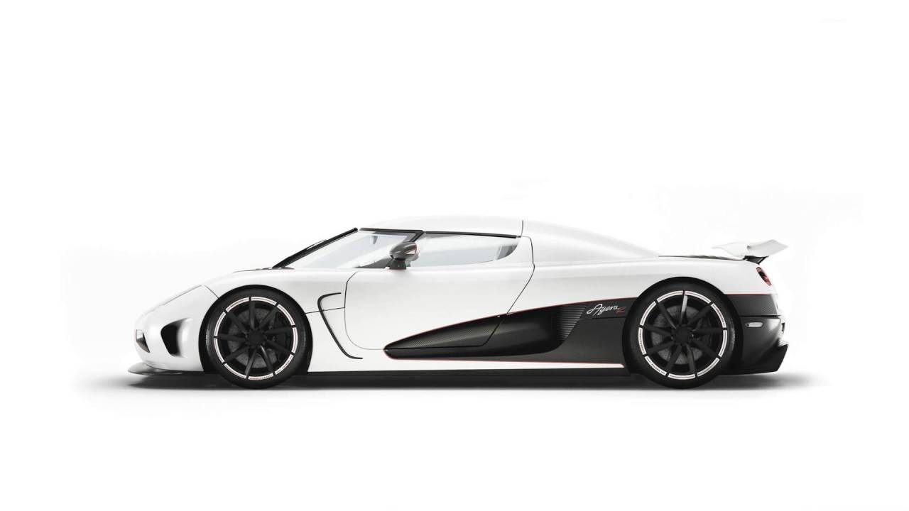 koenigsegg agera r wallpapers - YouTube