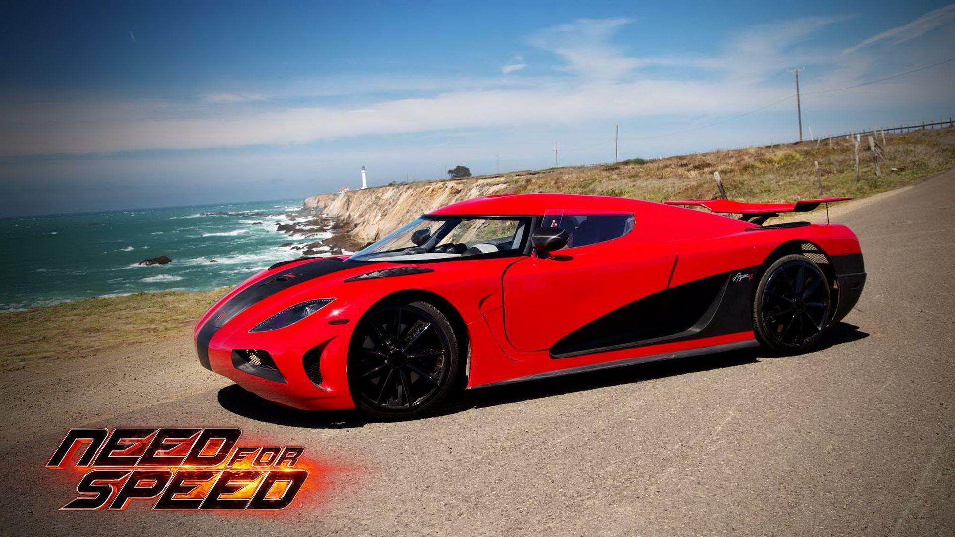 Wallpapers Need For Speed Red Car Koenigsegg Agera R Movie Cars ...