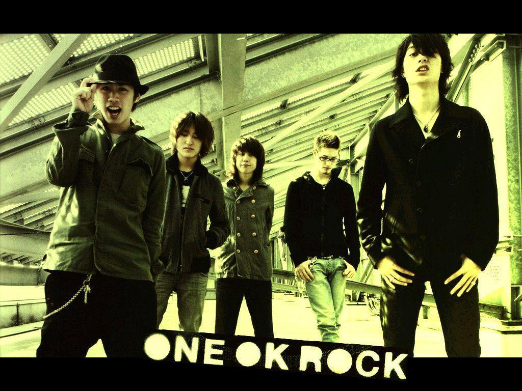 DeviantArt: More Like One ok rock wallpaper by Kli2