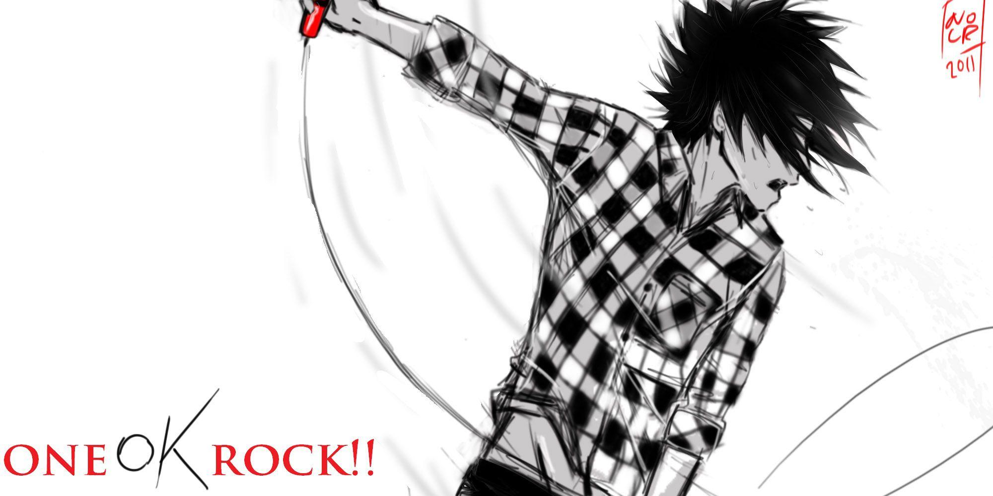 One Ok Rock wallpaper1 by bogyo5418 on DeviantArt