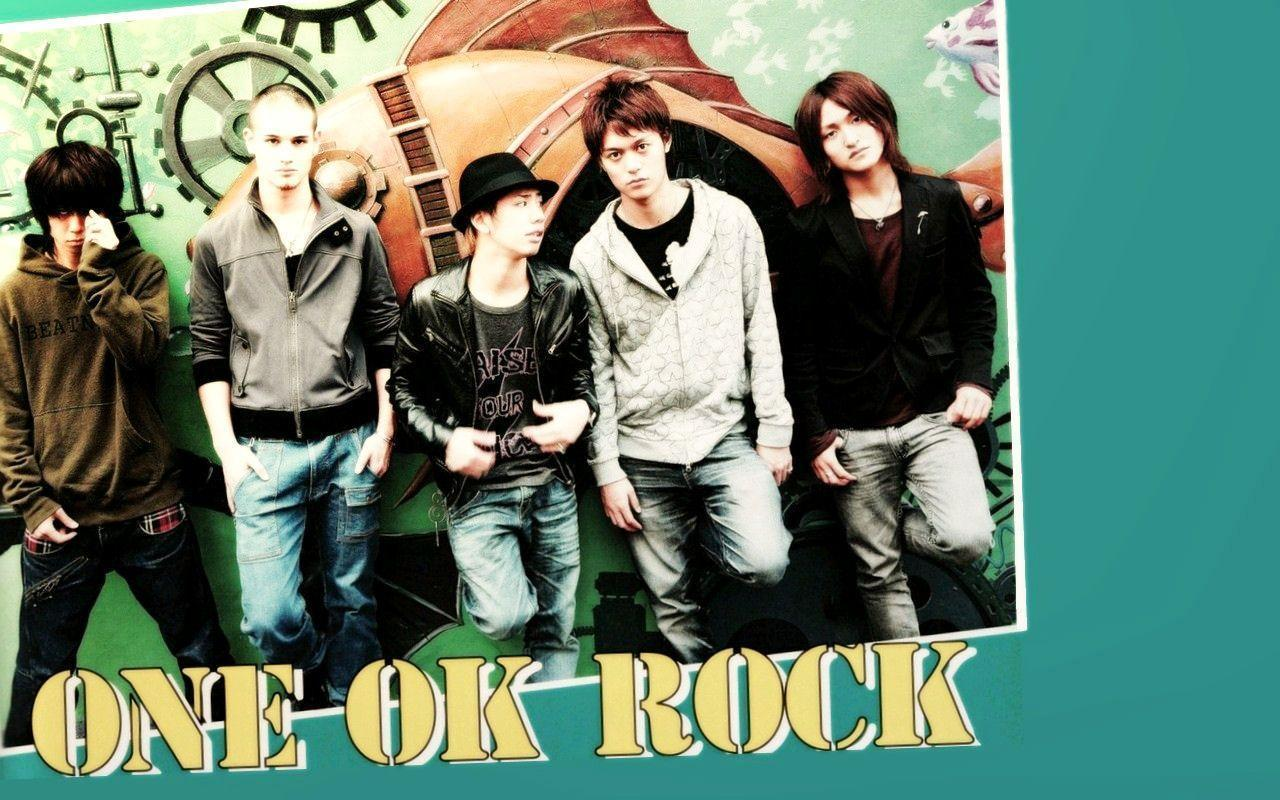 One Ok Rock wallpaper by bogyo5418 on DeviantArt