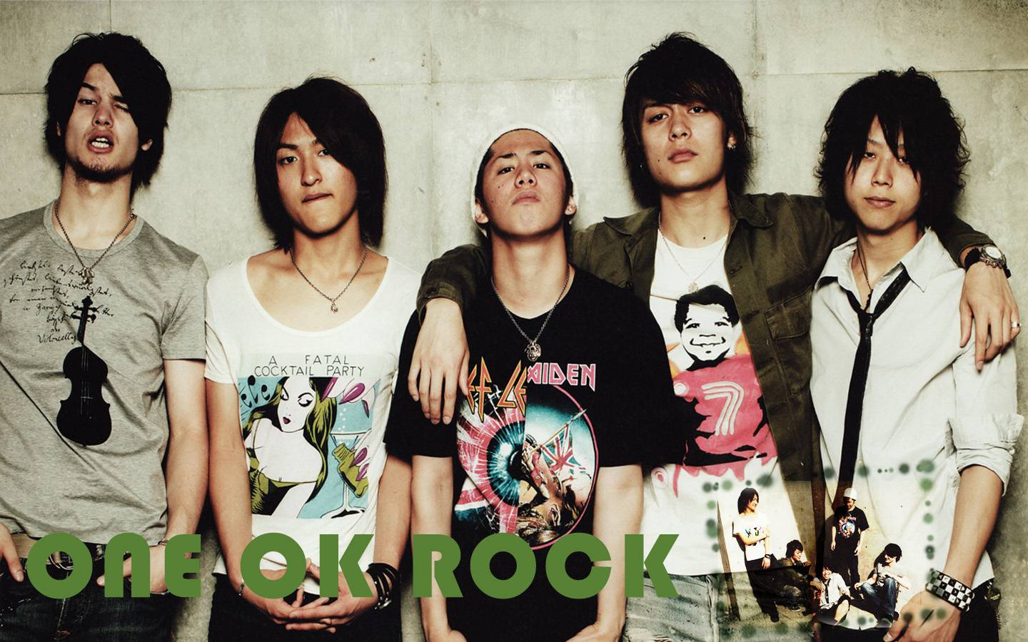 One Ok Rock - JRock Wallpaper