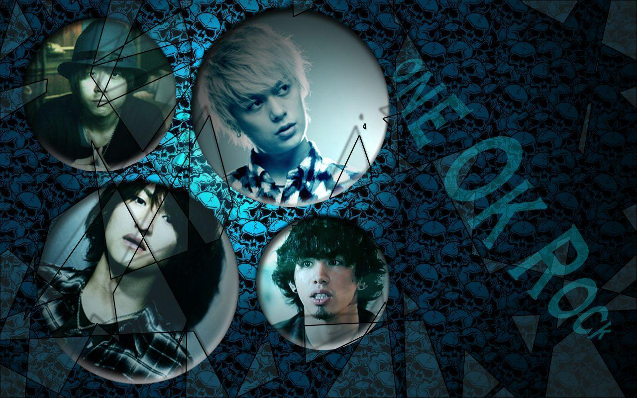 Wallpapers One Ok Rock Me Kurokocchi And Aidacchi 1280x800 ...
