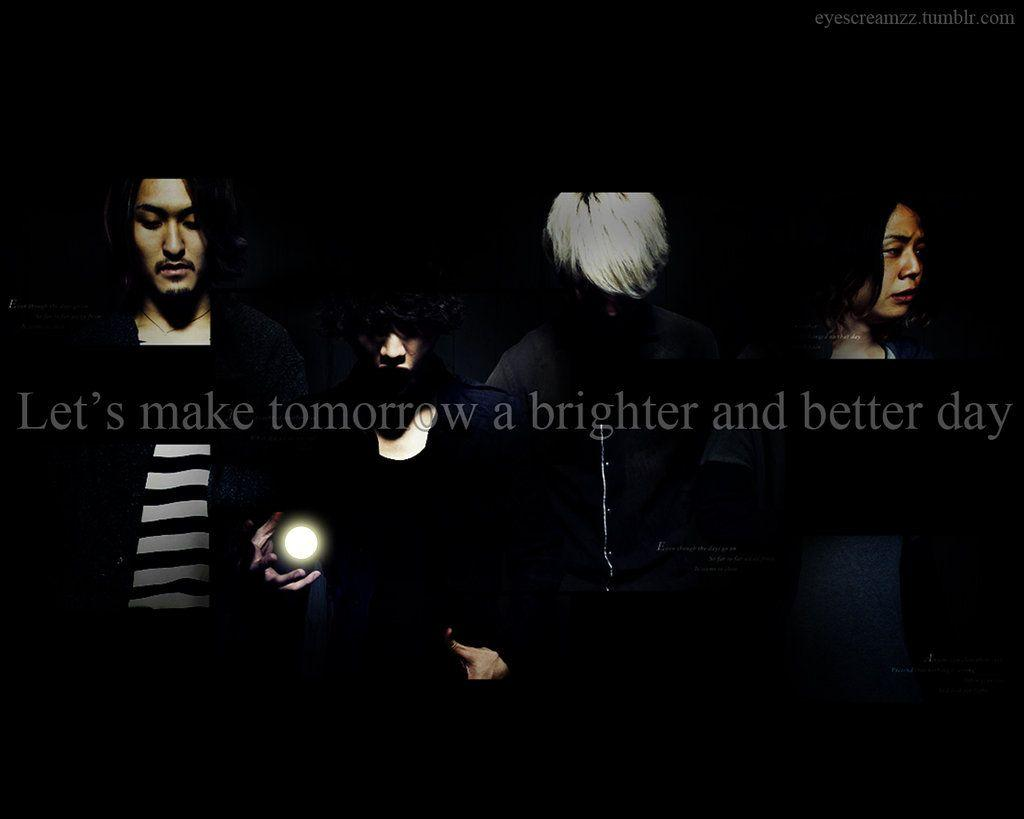 DeviantArt: More Like ONE OK ROCK Wallpaper 4 - Be The Light by ...