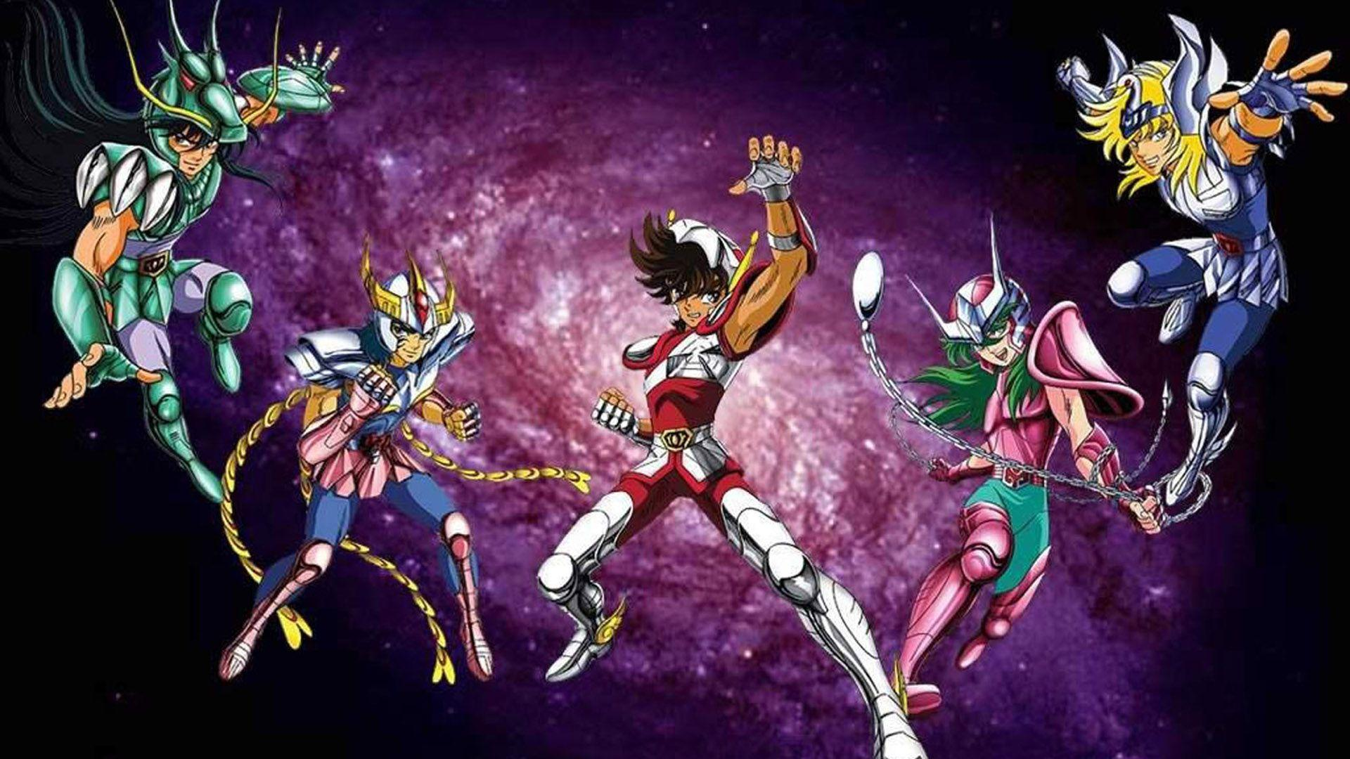 Saint Seiya Wallpaper 1920x1080 Wallpapers