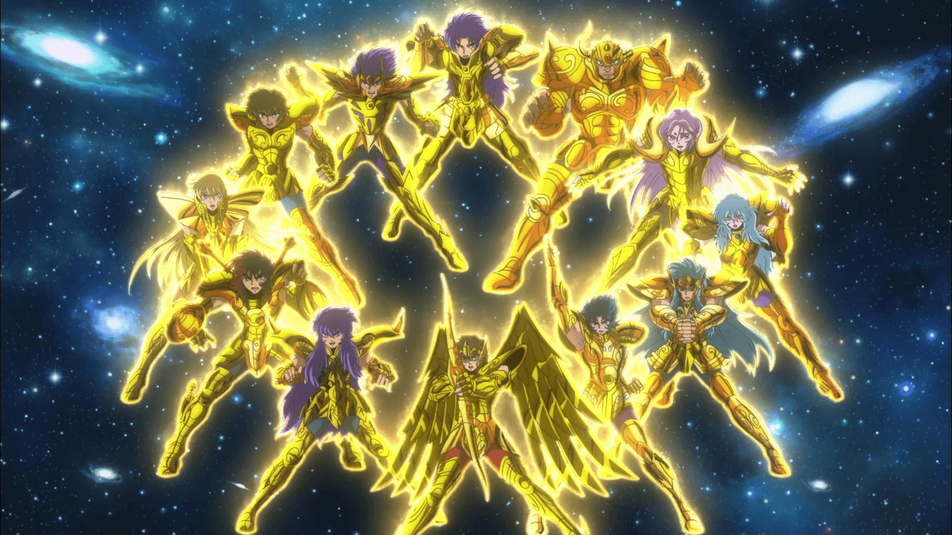 Gold Saints | Seiyapedia | Fandom powered by Wikia