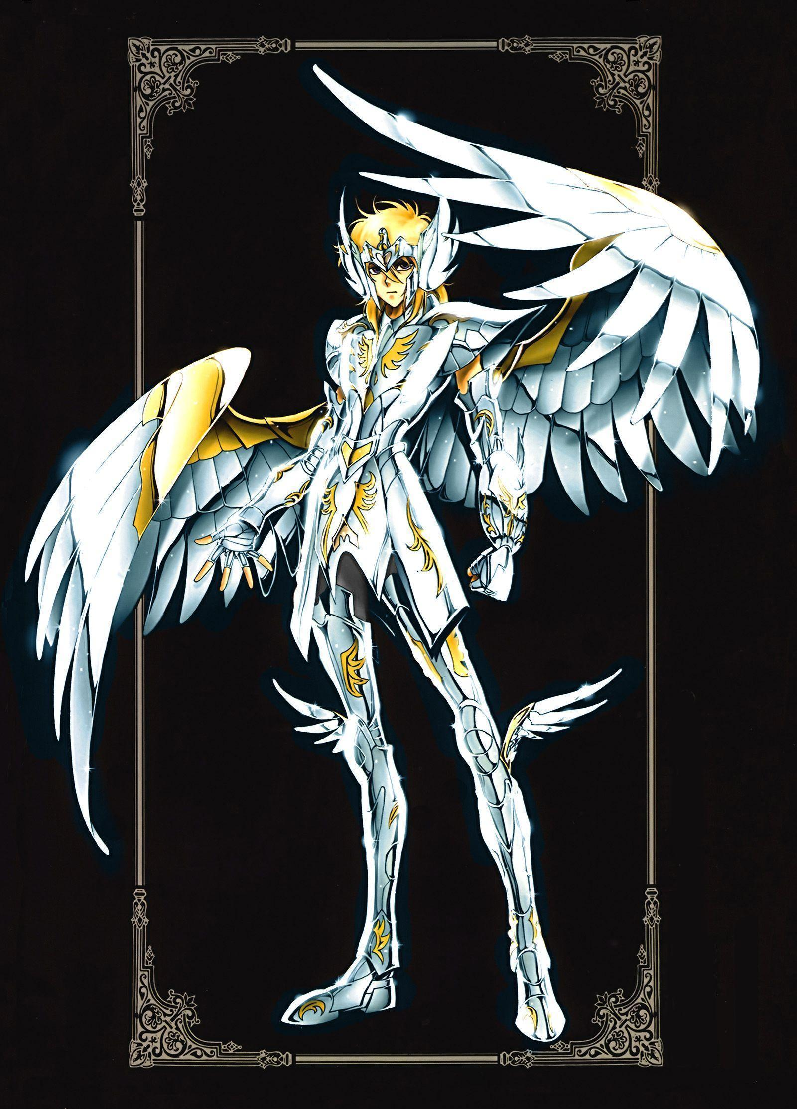 1000+ images about Saint Seiya on Pinterest