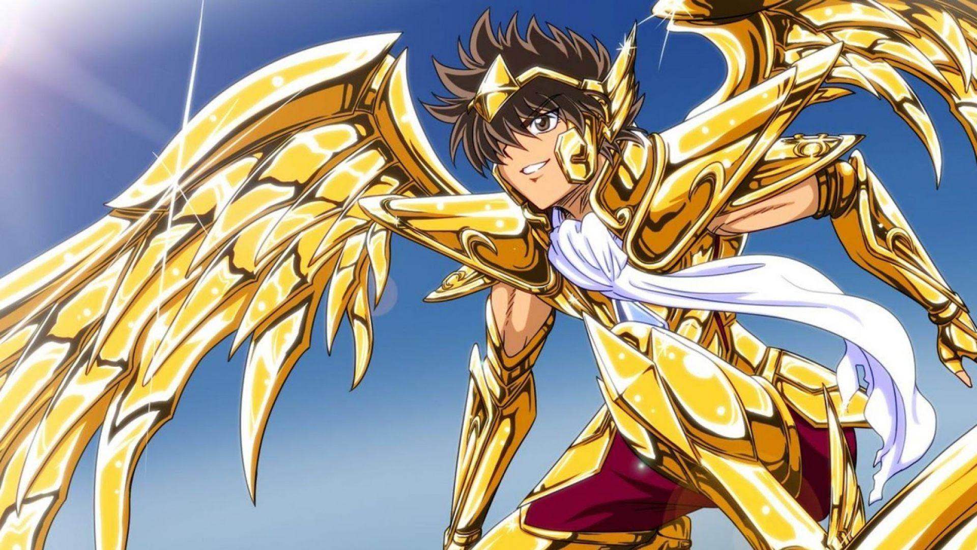 Seiya, Saint of Pegasus (Character) - Comic Vine