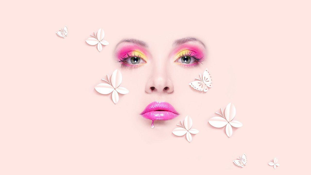 Exquisite makeup Wallpapers HD, HD Desktop Wallpapers