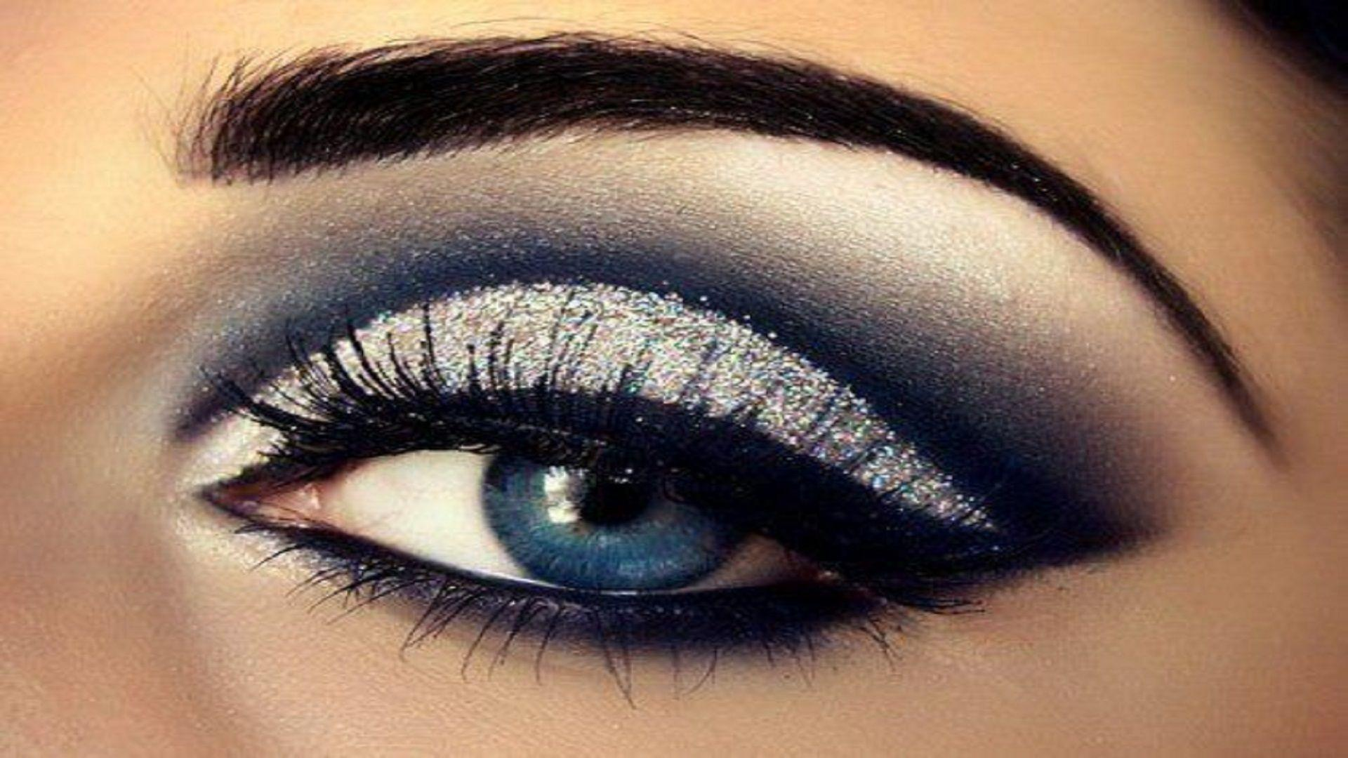 Beautiful Eyes Makeup HD Free Wallpapers