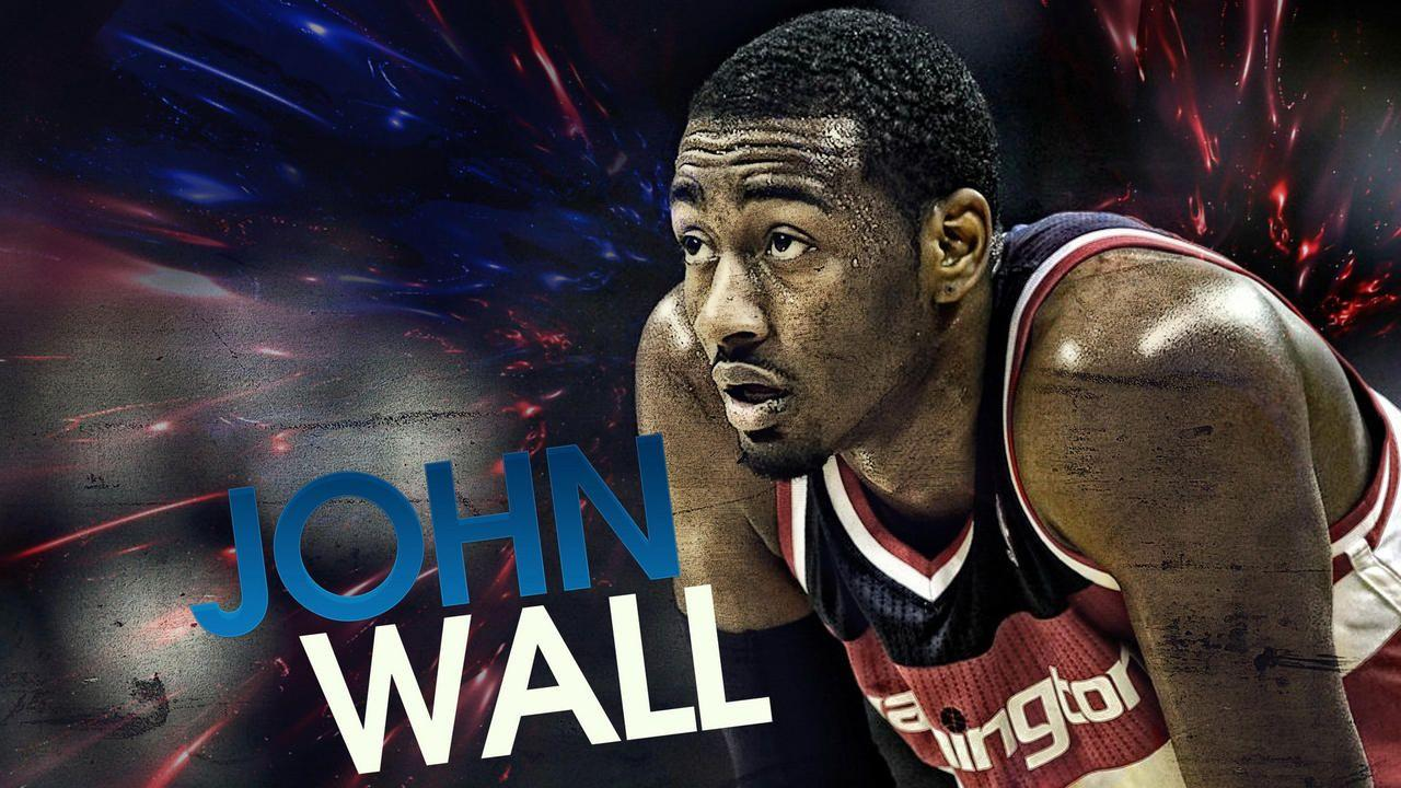 John Wall Wallpaper – Young and Potential Player, Both Talented ...