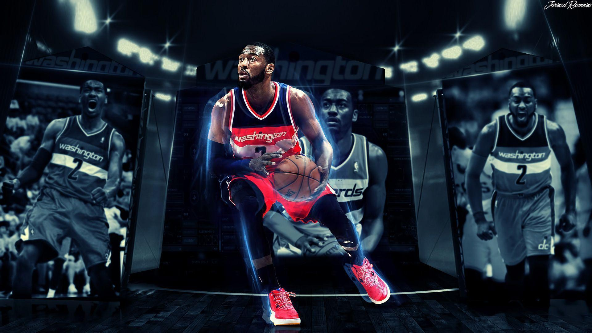 John Wall Wizards 2015 1920×1080 | Basketball Wallpapers at ...