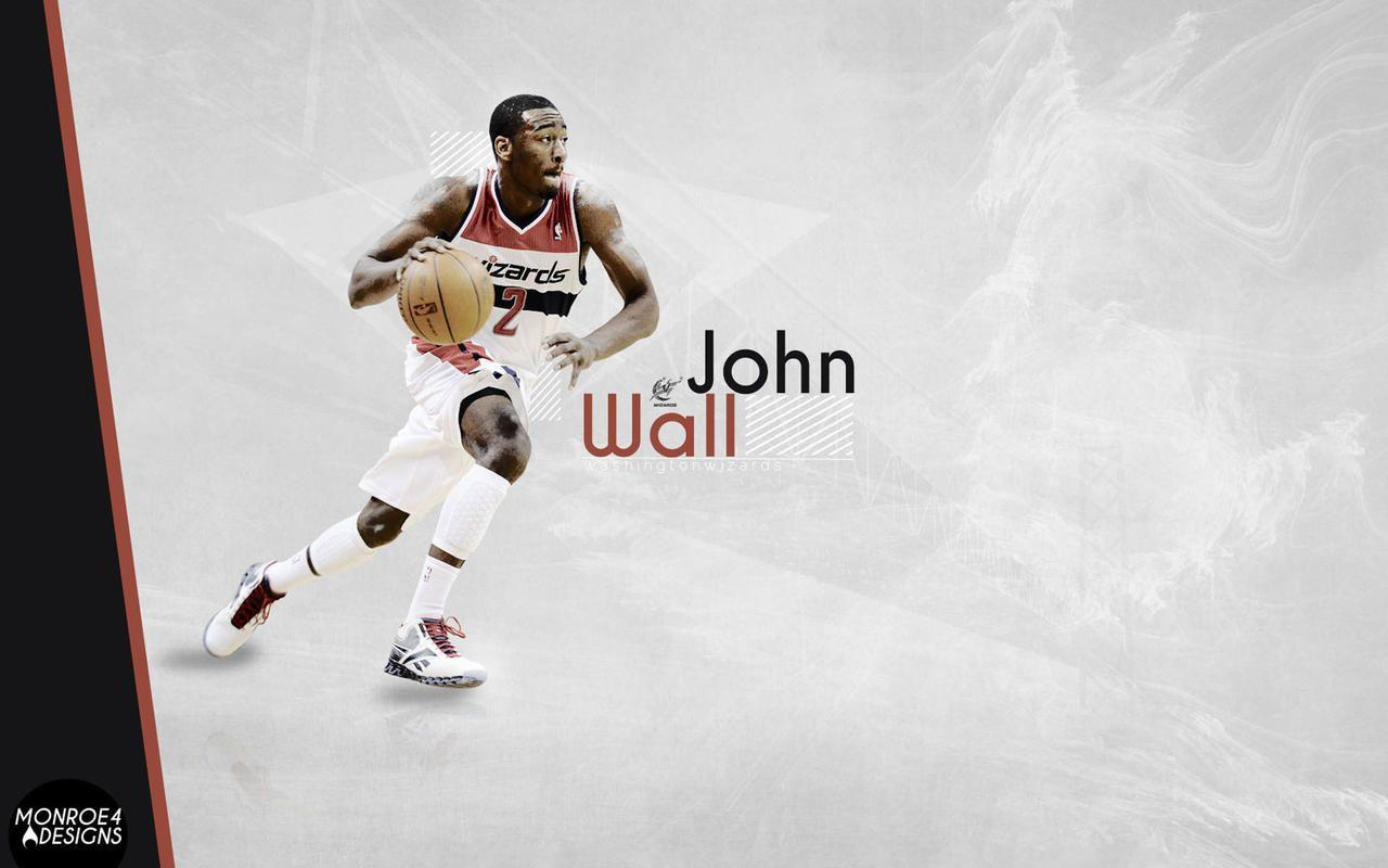 John Wall Wallpaper – The Impressive Player in Last Season, Hope ...