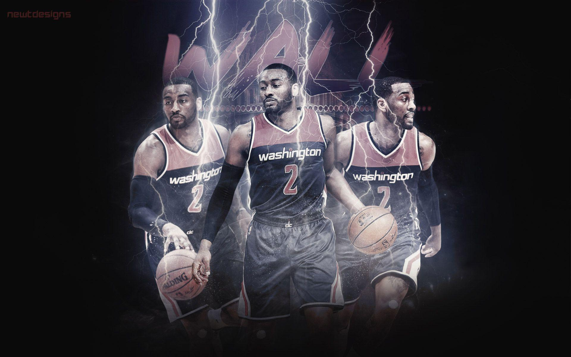 John Wall Wizards 2016 Wallpaper | Basketball Wallpapers at ...
