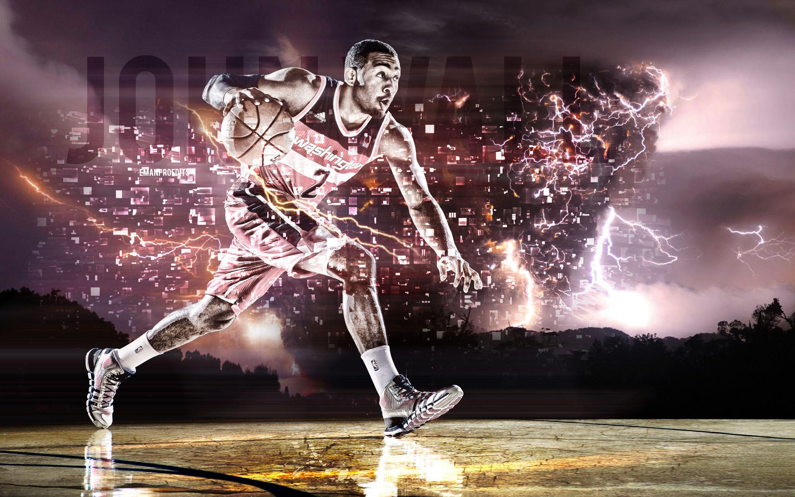 John Wall Wizards 2014 Wallpaper | Basketball Wallpapers at ...