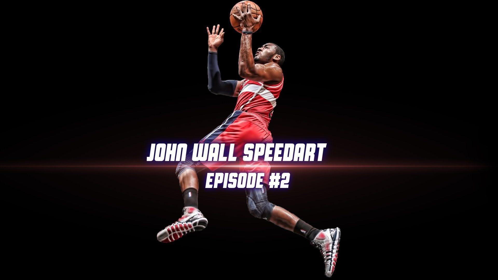 John Wall Wallpaper Speedart | Sport Design #2 - YouTube