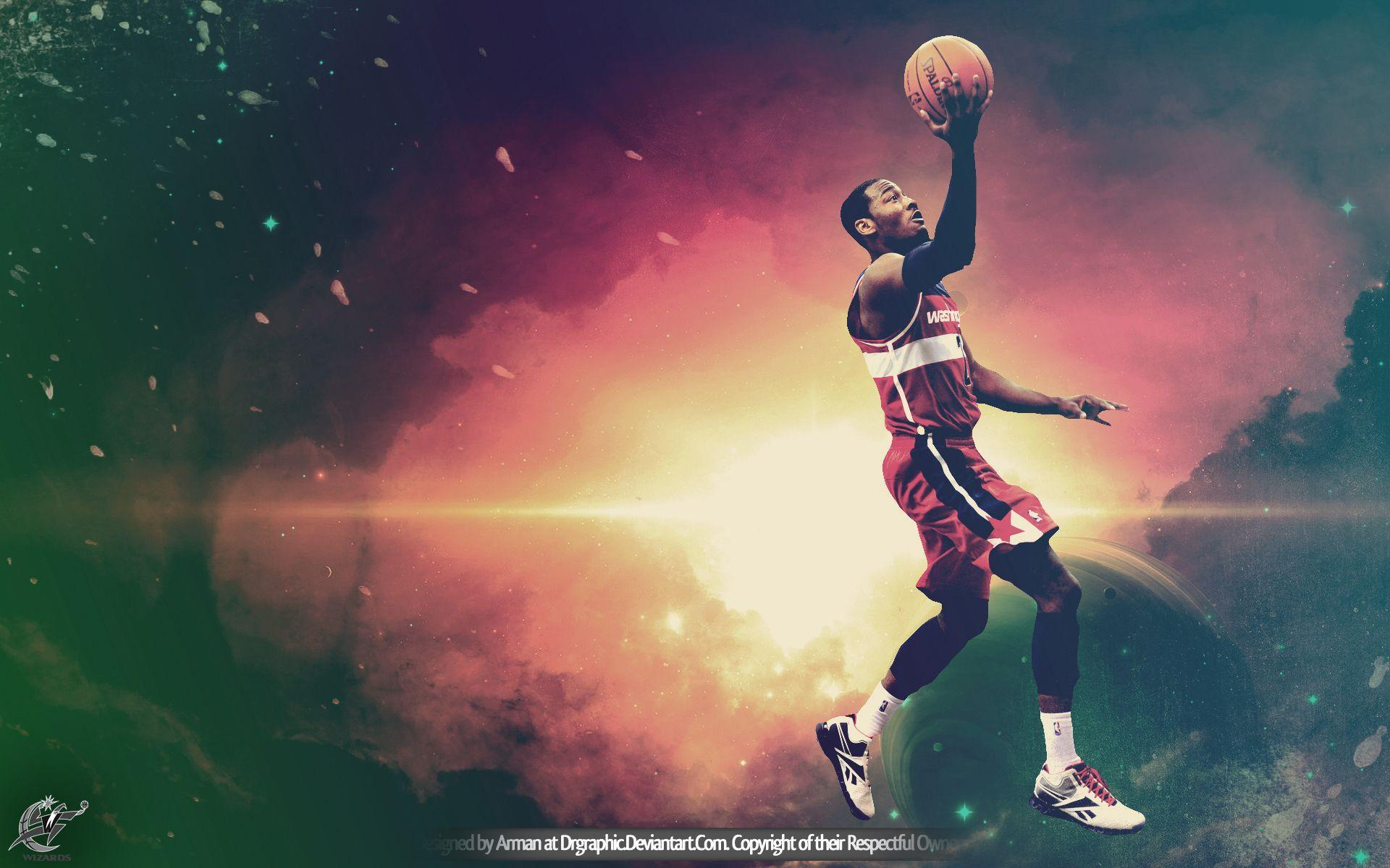 John Wall Wallpaper by drgraphic on DeviantArt