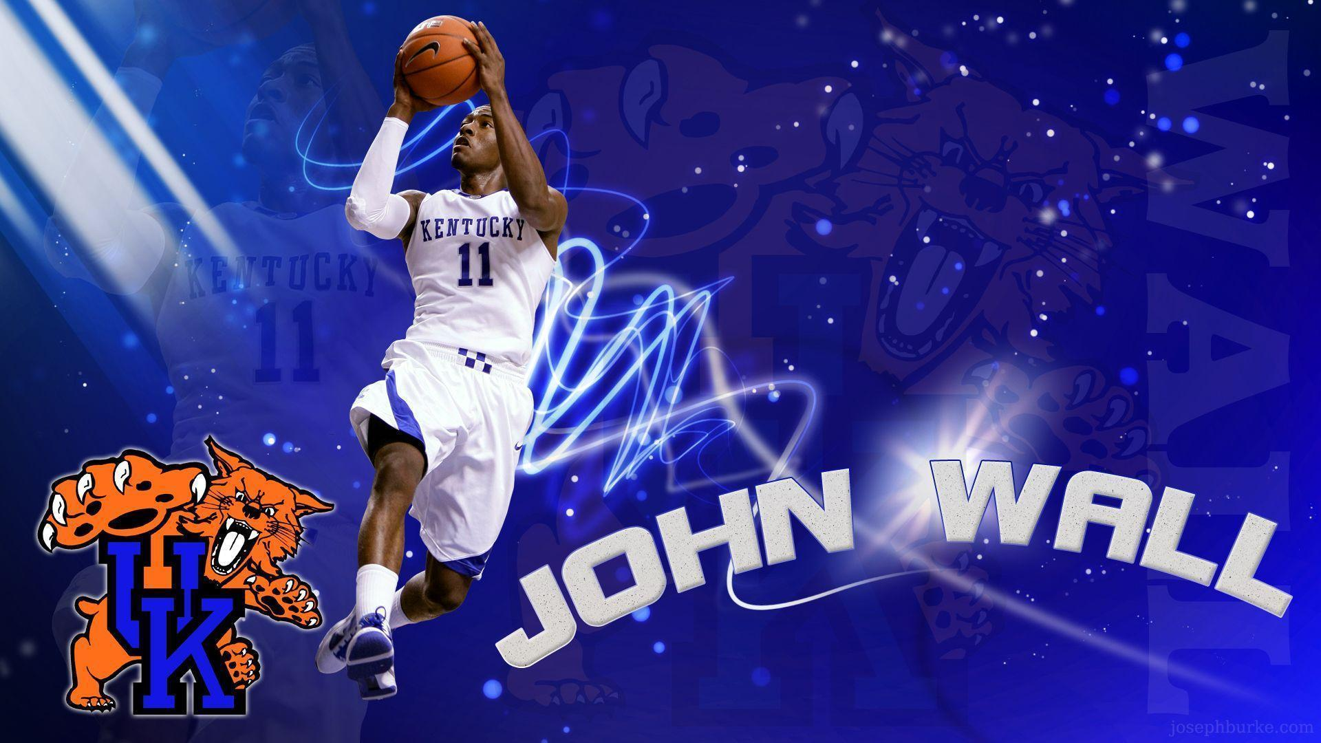 Wallpapers Basketball Kentucky John Wall 1920x1080 | #1099555 ...