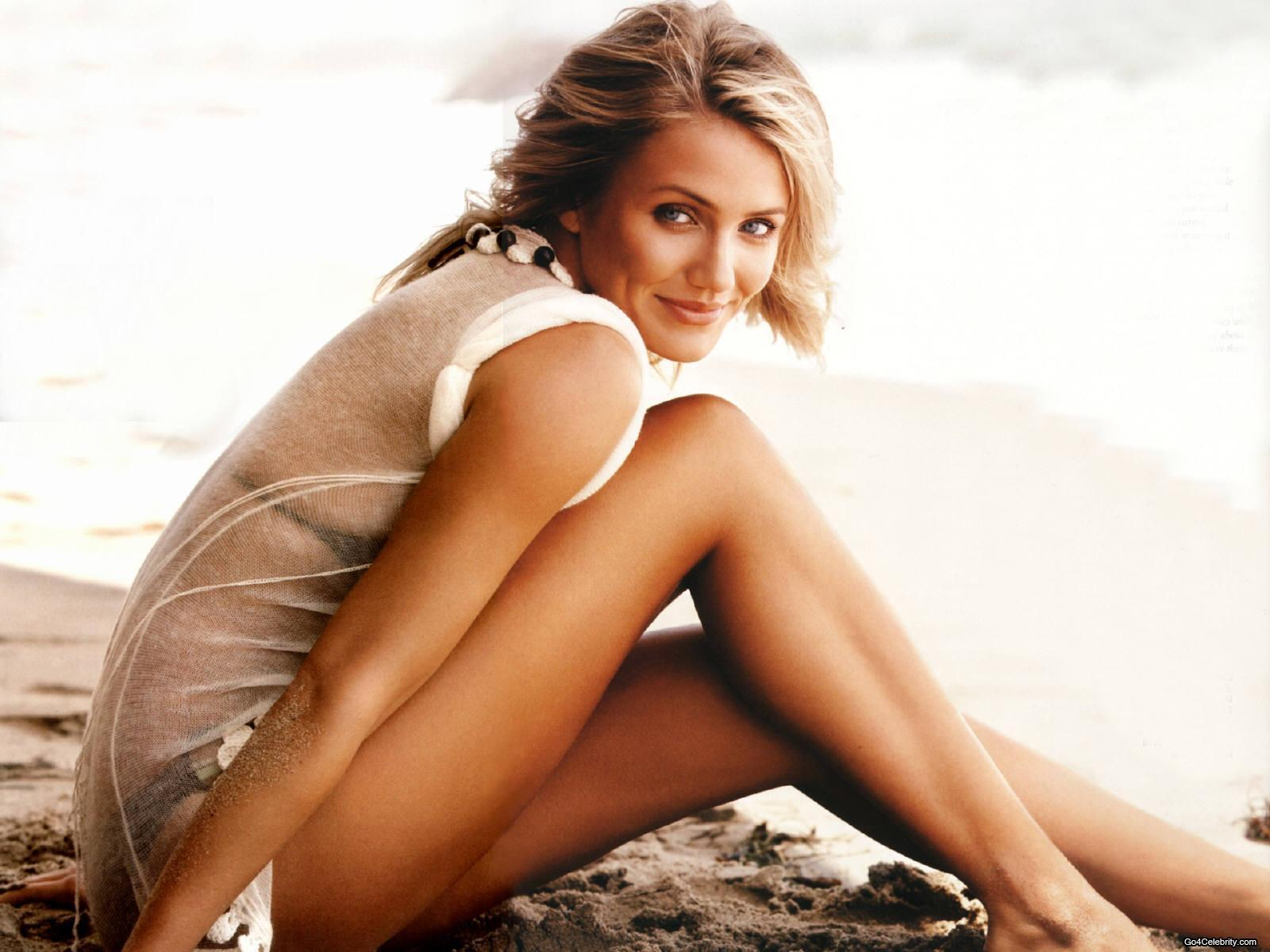 Hot Cameron Diaz Wallpapers