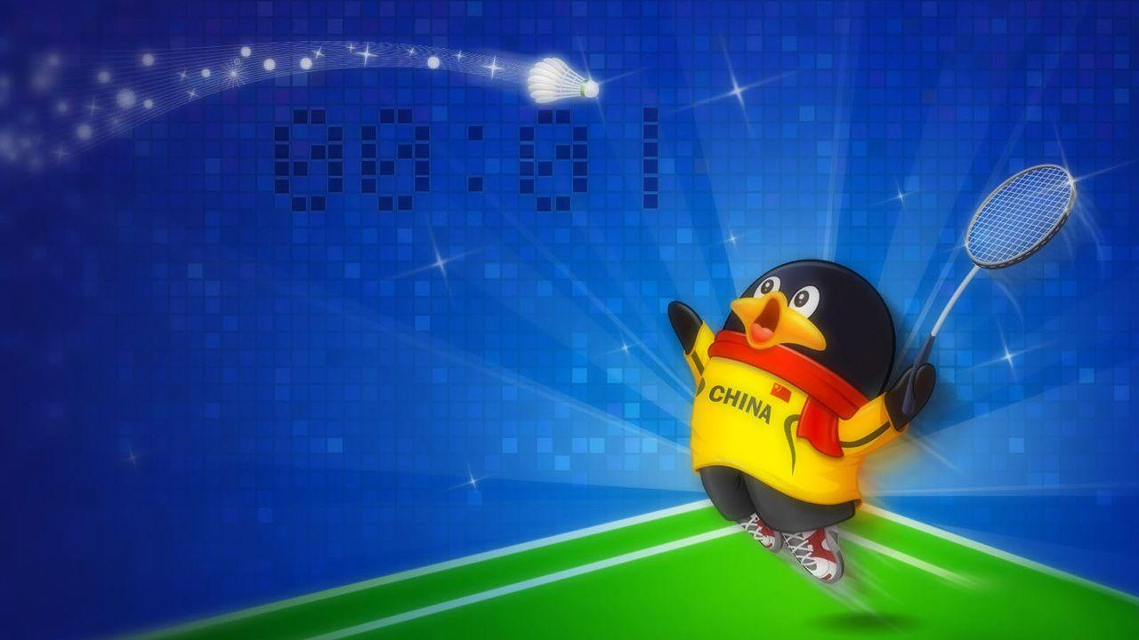Cartoon Badminton Wallpapers HD, HD Desktop Wallpapers